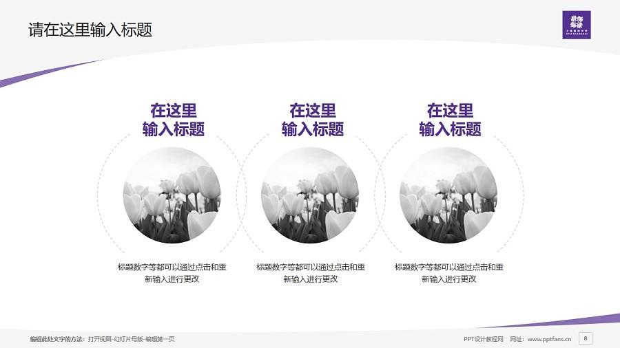 上海纽约大学PPT模板下载_幻灯片预览图8