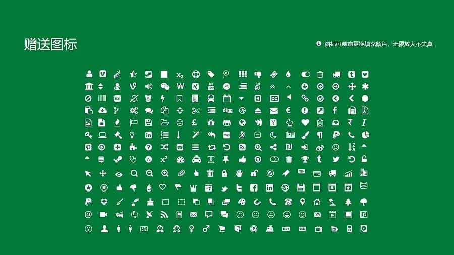 宁夏职业技术学院PPT模板下载_幻灯片预览图36