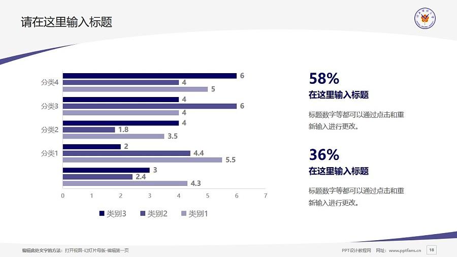 台湾阳明大学PPT模板下载_幻灯片预览图18