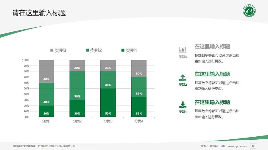宁夏职业技术学院PPT模板下载_幻灯片预览图17