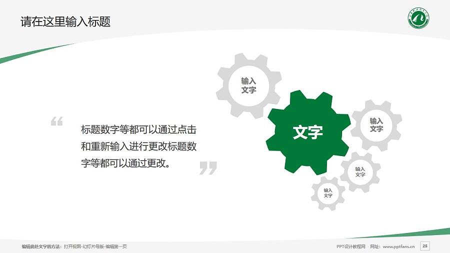 宁夏职业技术学院PPT模板下载_幻灯片预览图25