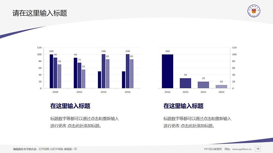 台湾阳明大学PPT模板下载_幻灯片预览图15