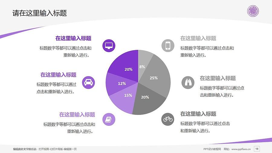 台湾清华大学/国立清华大学PPT模板下载_幻灯片预览图13
