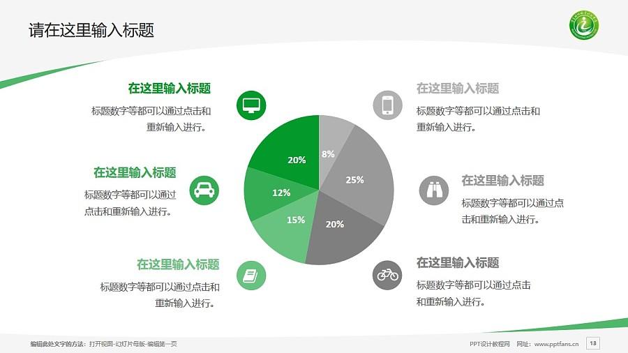 宁夏财经职业技术学院PPT模板下载_幻灯片预览图13