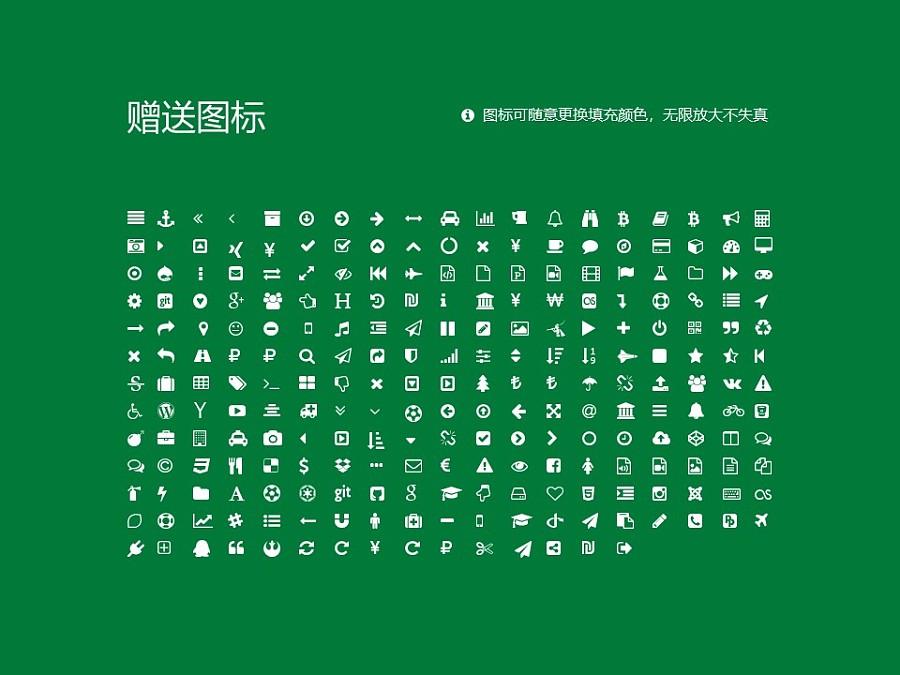 宁夏职业技术学院PPT模板下载_幻灯片预览图34