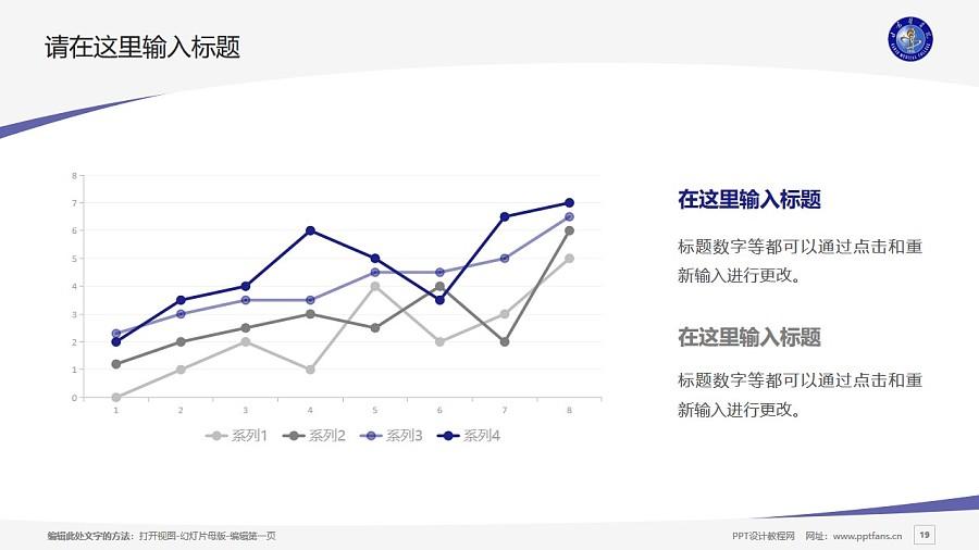 甘肃医学院PPT模板下载_幻灯片预览图19