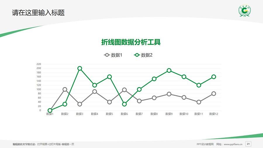 贵阳学院PPT模板_幻灯片预览图21