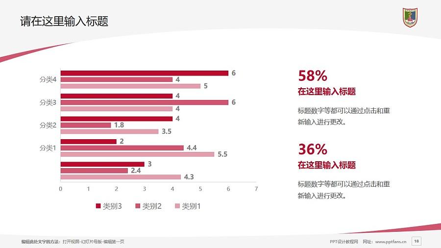 南京医科大学PPT模板下载_幻灯片预览图18