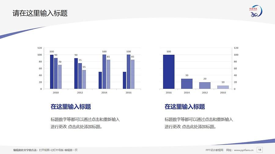 河西学院PPT模板下载_幻灯片预览图15