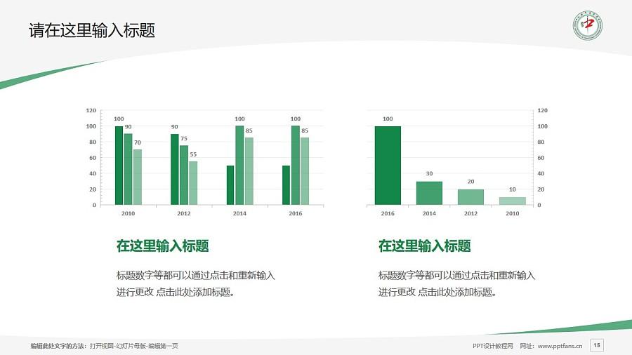 山西中医学院PPT模板下载_幻灯片预览图15
