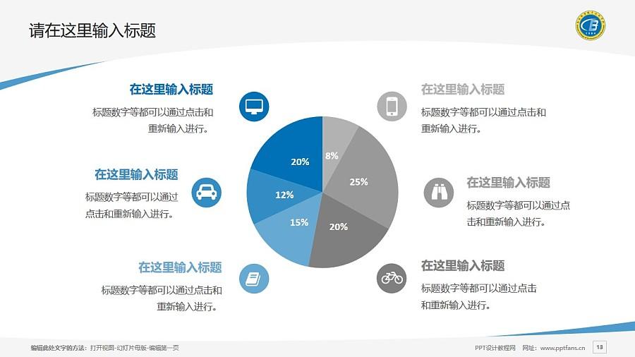 海南经贸职业技术学院PPT模板下载_幻灯片预览图13