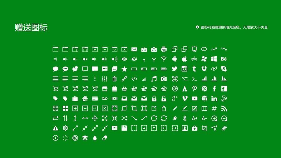 天津藝術職業學院PPT模板下載_幻燈片預覽圖33