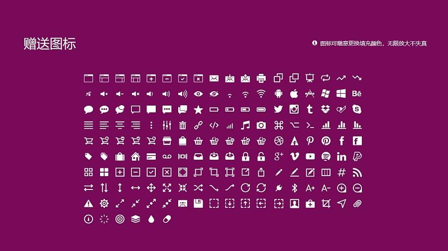 南开大学PPT模板下载_幻灯片预览图33