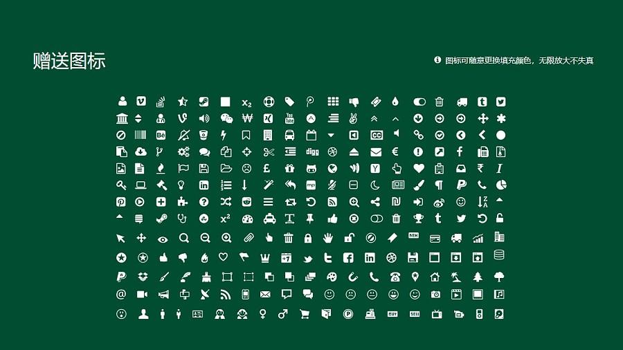 渭南师范学院PPT模板下载_幻灯片预览图36