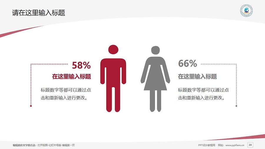 唐山工業職業技術學院PPT模板下載_幻燈片預覽圖23