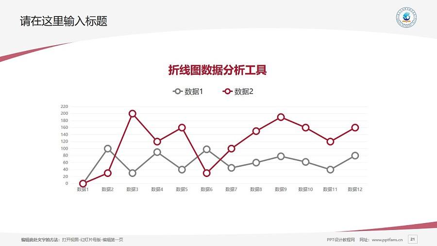 唐山工業職業技術學院PPT模板下載_幻燈片預覽圖21