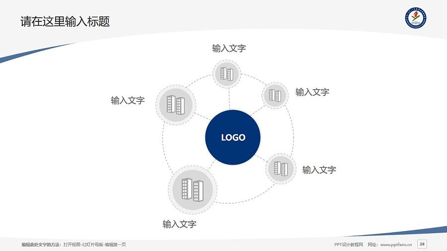 内蒙古医科大学PPT模板下载_幻灯片预览图26