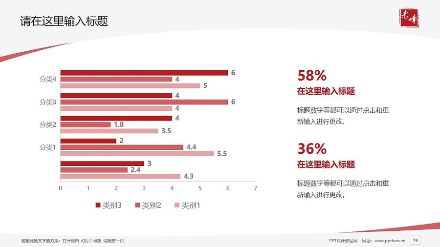 赤峰职业技术学院PPT模板下载_幻灯片预览图18