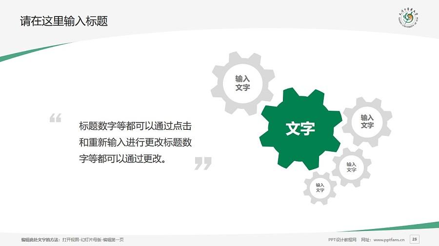 天津中医药大学PPT模板下载_幻灯片预览图25