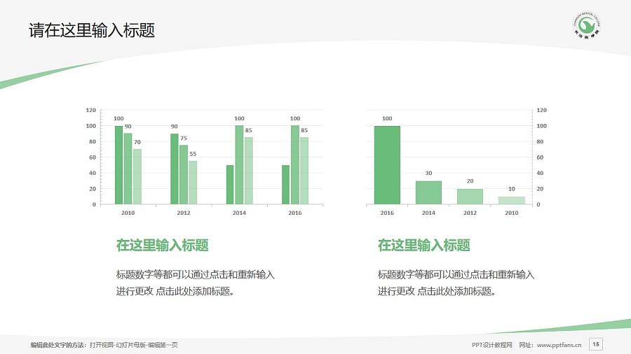 长治医学院PPT模板下载_幻灯片预览图15