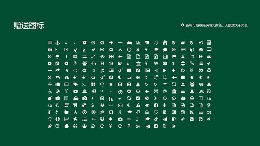 渭南师范学院PPT模板下载_幻灯片预览图34
