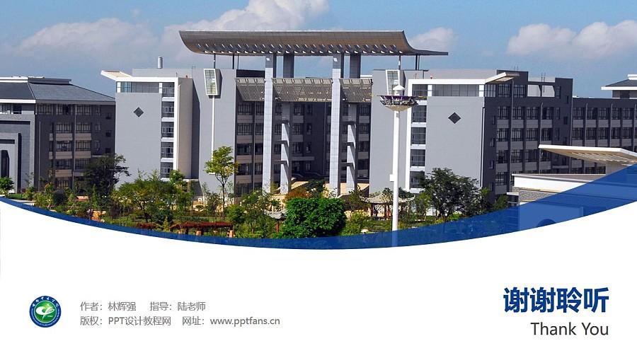 云南中医学院PPT模板下载_幻灯片预览图32