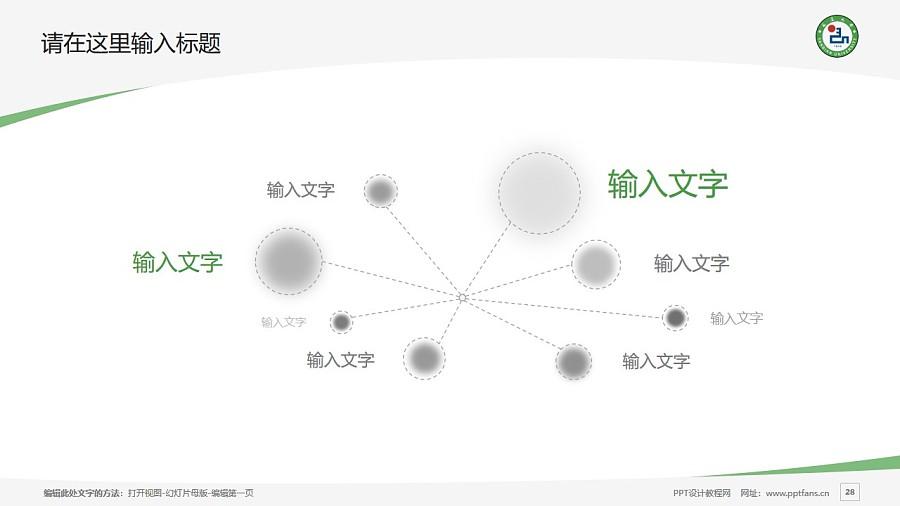 延边大学PPT模板_幻灯片预览图28