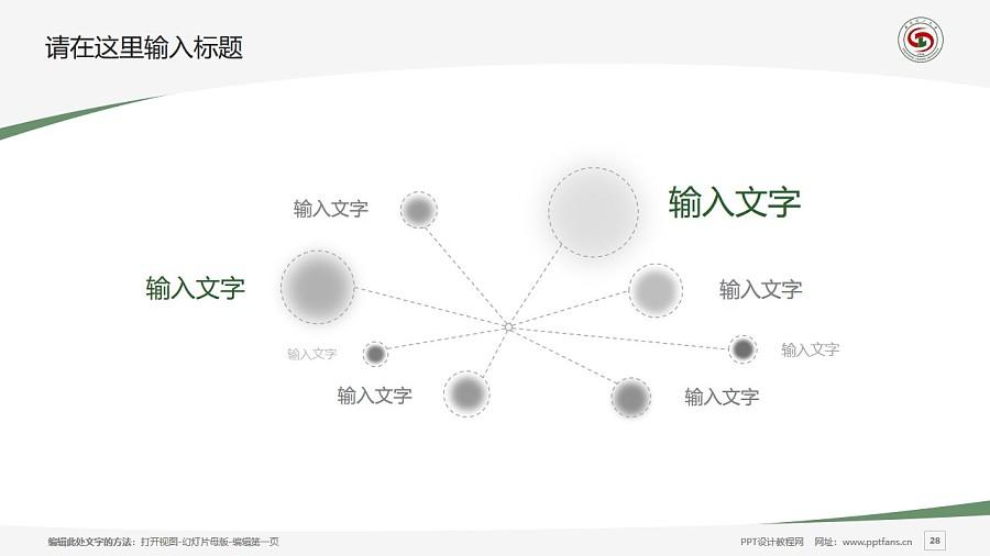 沈阳理工大学PPT模板下载_幻灯片预览图28