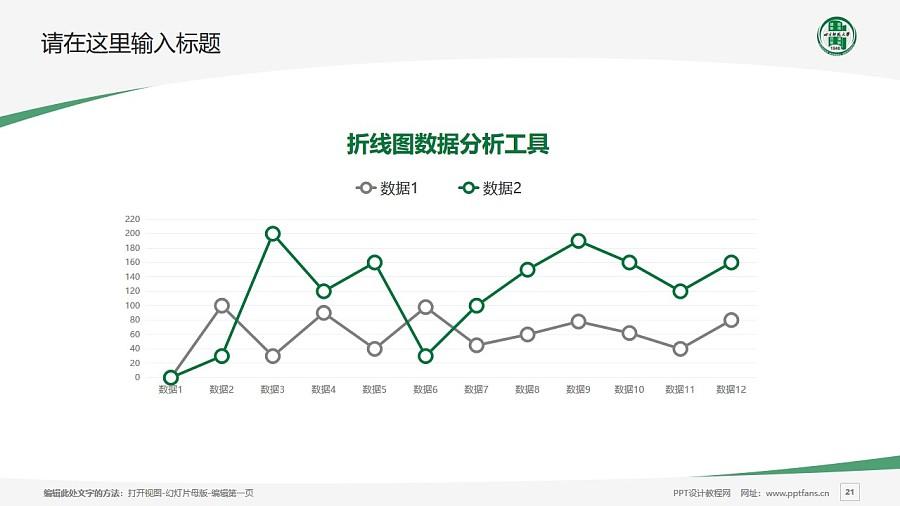 四川师范大学PPT模板_幻灯片预览图21