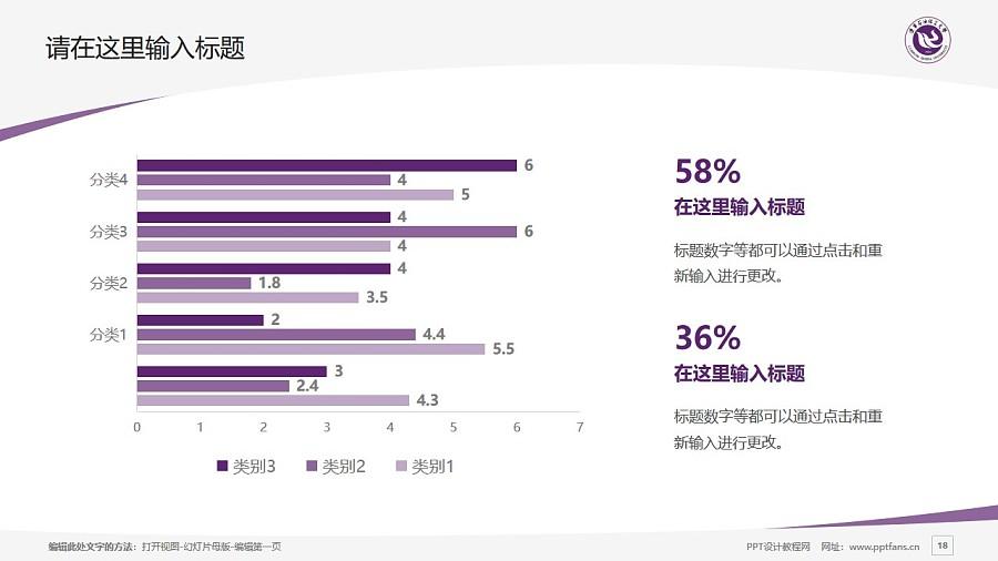 辽宁石油化工大学PPT模板下载_幻灯片预览图18