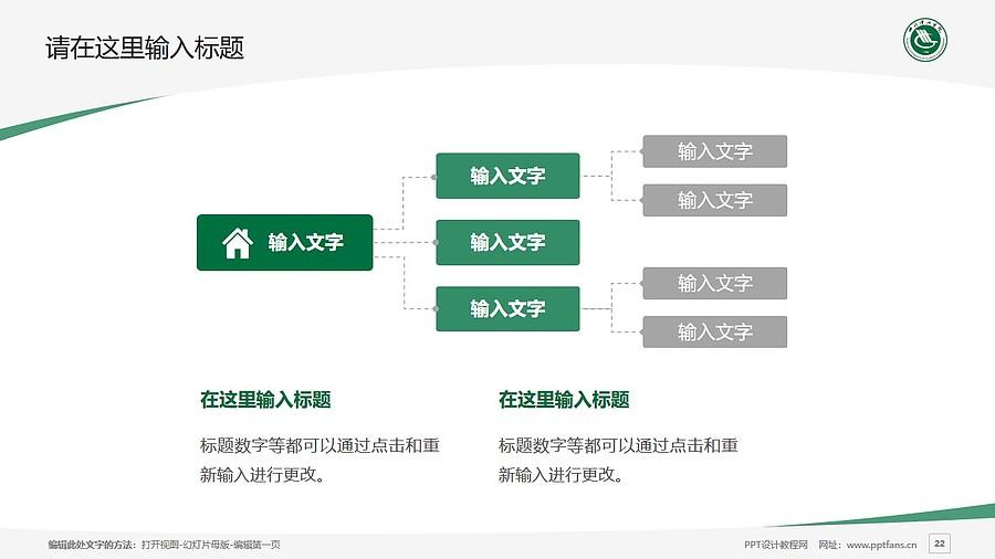 四川理工学院PPT模板下载_幻灯片预览图22