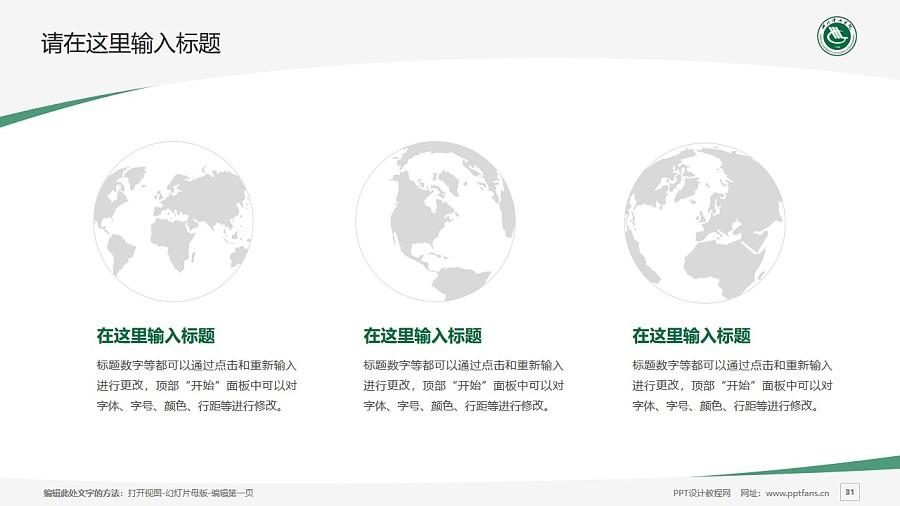 四川理工学院PPT模板下载_幻灯片预览图31