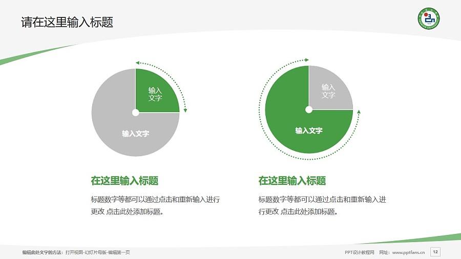 延边大学PPT模板_幻灯片预览图12