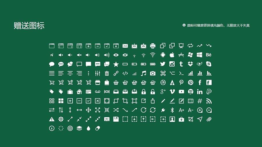 重庆电力高等专科学校PPT模板_幻灯片预览图33