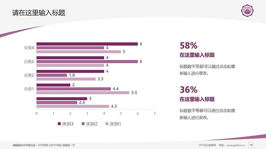 重庆科技学院PPT模板_幻灯片预览图18