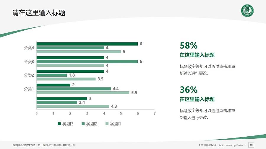 黑龙江林业职业技术学院PPT模板下载_幻灯片预览图18