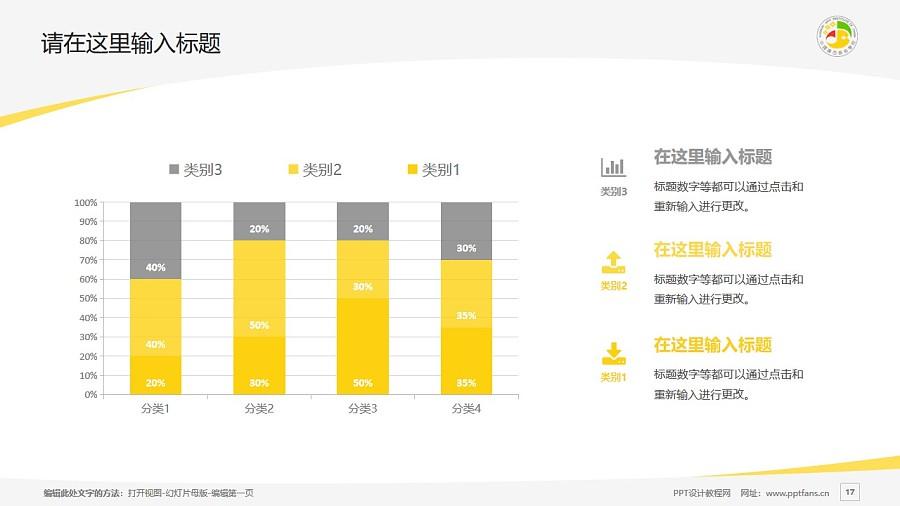 广西艺术学院PPT模板下载_幻灯片预览图17