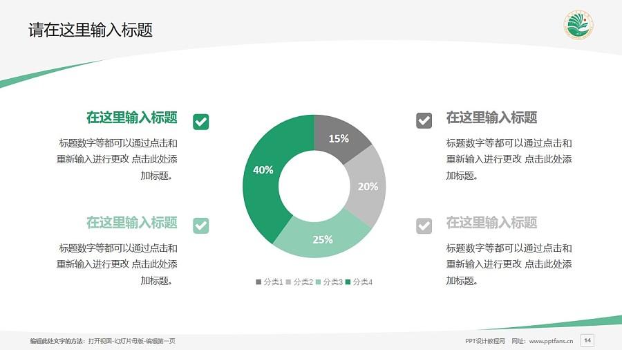 大庆师范学院PPT模板下载_幻灯片预览图14