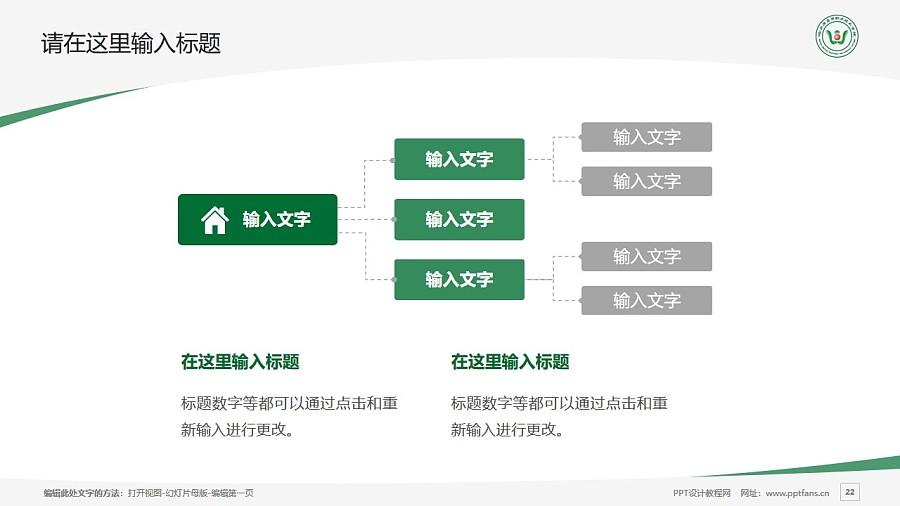 哈尔滨应用职业技术学院PPT模板下载_幻灯片预览图22