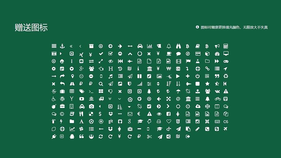 重庆电力高等专科学校PPT模板_幻灯片预览图34