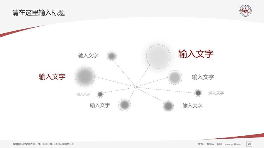 长沙医学院PPT模板下载_幻灯片预览图28