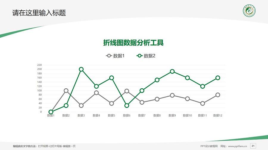 福建农林大学PPT模板下载_幻灯片预览图21