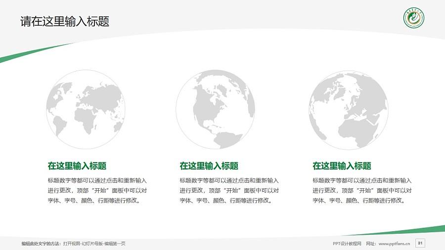 福建农林大学PPT模板下载_幻灯片预览图31