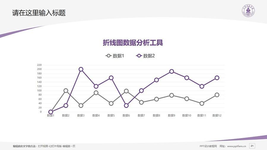 上饶师范学院PPT模板下载_幻灯片预览图21
