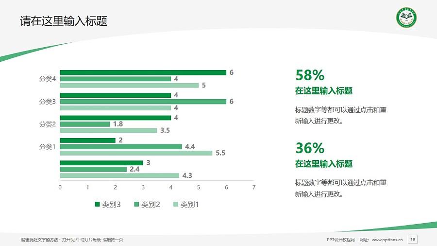 河南农业职业学院PPT模板下载_幻灯片预览图18