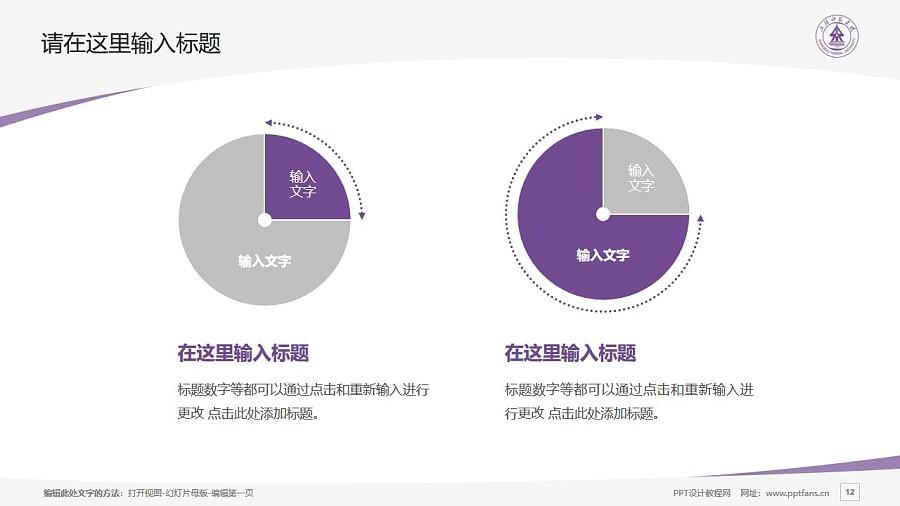 上饶师范学院PPT模板下载_幻灯片预览图12