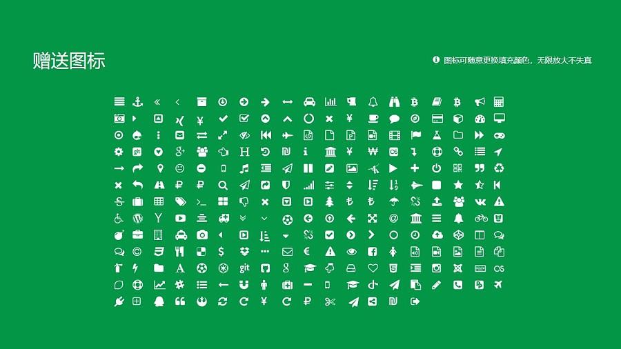 济源职业技术学院PPT模板下载_幻灯片预览图34