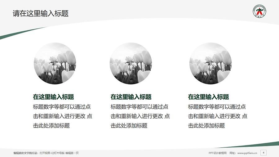 郑州大学PPT模板下载_幻灯片预览图4