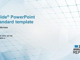 商務簡約風項目匯報 PPT模板下載