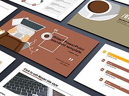 卡通風格個人職業規劃 PPT模板下載